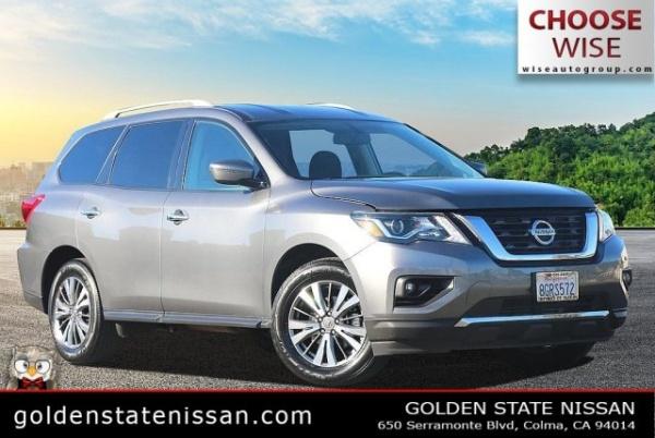 2019 Nissan Pathfinder in Colma, CA