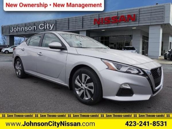 2020 Nissan Altima in Johnson City, TN
