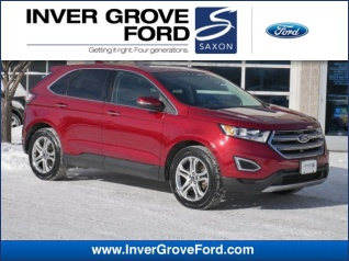 Ford Edge Titanium Awd For Sale In Inver Grove Heights Mn