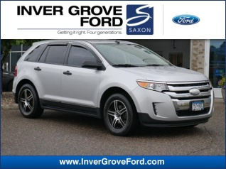 Used  Ford Edge Se Fwd For Sale In Inver Grove Heights Mn
