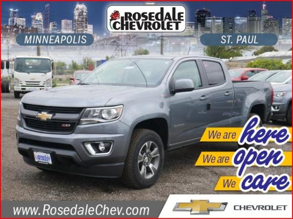 2020 Chevrolet Colorado in Roseville, MN