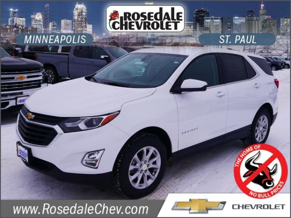 2020 Chevrolet Equinox in Roseville, MN