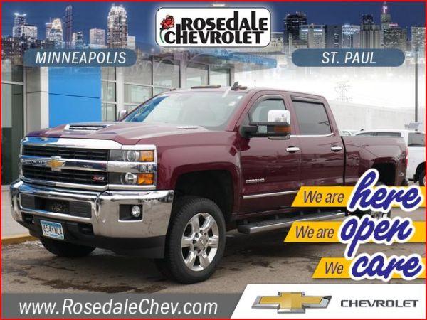 2017 Chevrolet Silverado 2500HD in Roseville, MN