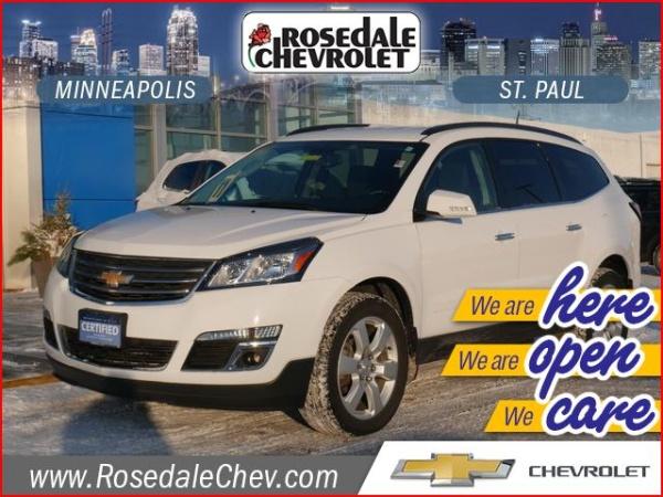 2017 Chevrolet Traverse in Roseville, MN