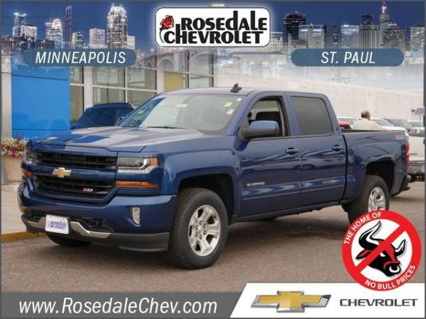 2016 Chevrolet Silverado 1500 in Roseville, MN