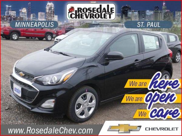 2020 Chevrolet Spark in Roseville, MN