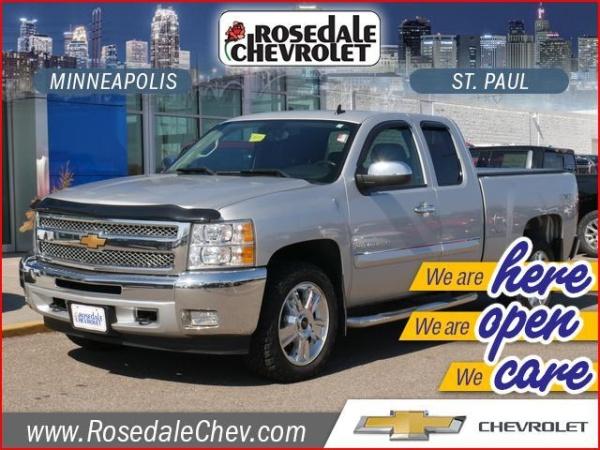 2013 Chevrolet Silverado 1500 in Roseville, MN