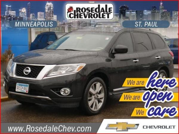 2013 Nissan Pathfinder in Roseville, MN