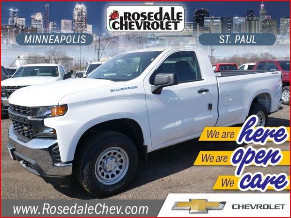 2020 Chevrolet Silverado 1500 in Roseville, MN