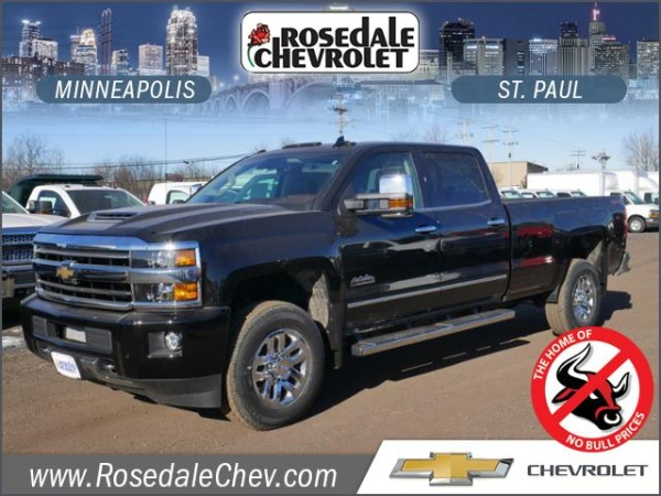 2019 Chevrolet Silverado 3500HD in Roseville, MN