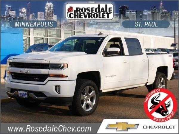 2016 Chevrolet Silverado 1500 in Roseville, MN