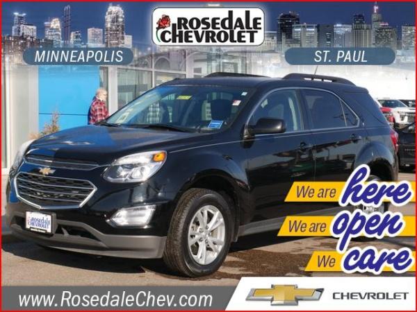 2017 Chevrolet Equinox in Roseville, MN
