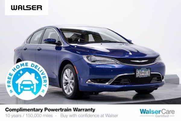 2015 Chrysler 200 in Burnsville, MN