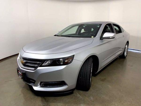 2019 Chevrolet Impala in Madison, WI