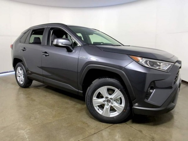2020 Toyota RAV4 in Madison, WI