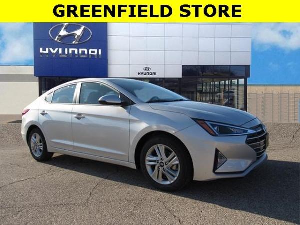 2020 Hyundai Elantra in Greenfield, WI