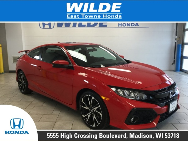 2018 Honda Civic in Madison, WI