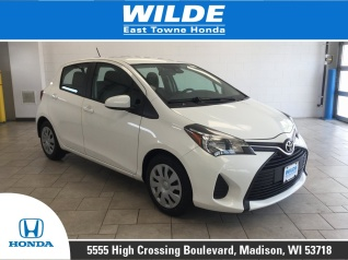 Toyota Madison Wi >> Used Toyota Yaris For Sale In Madison Wi Truecar