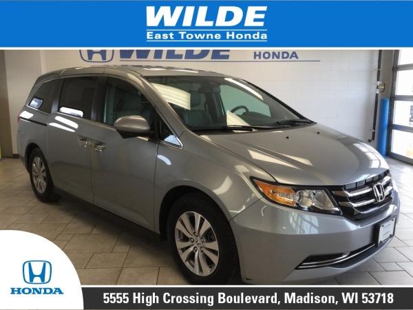 2016 Honda Odyssey in Madison, WI