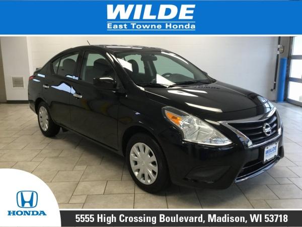 2017 Nissan Versa in Madison, WI
