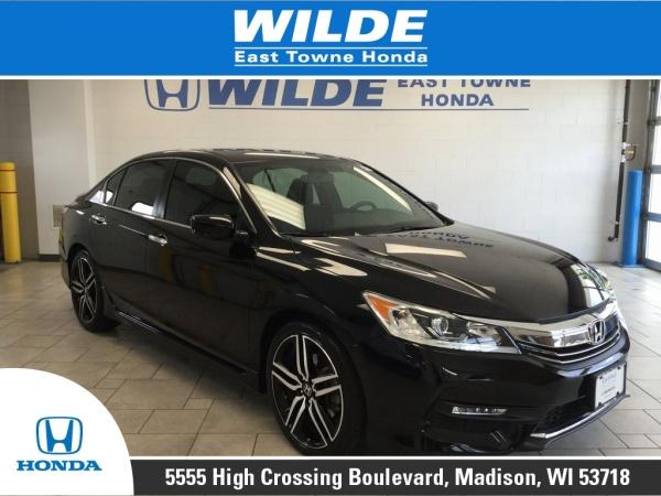2017 Honda Accord in Madison, WI