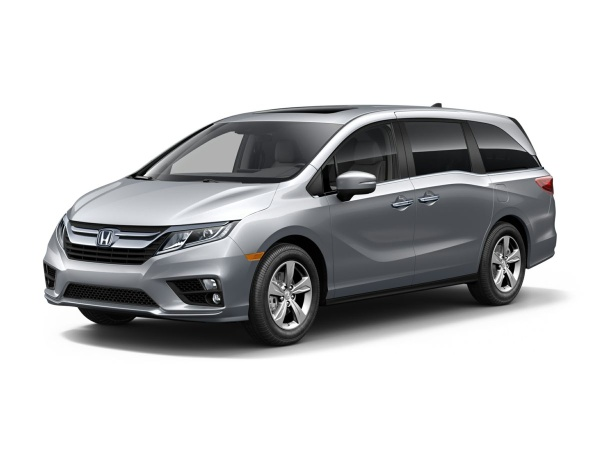 2020 Honda Odyssey in Madison, WI