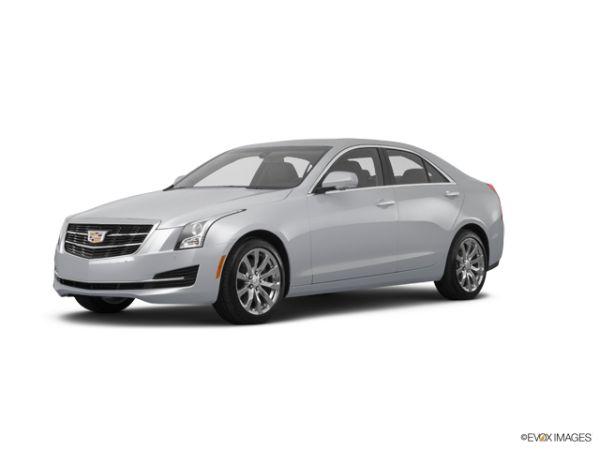 2017 Cadillac ATS Luxury