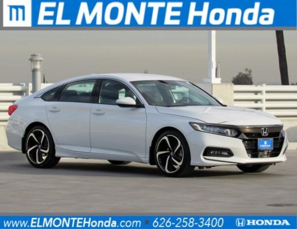 2019 Honda Accord in El Monte, CA