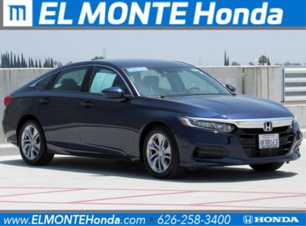 2018 Honda Accord in El Monte, CA