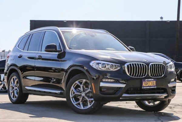 2020 BMW X3 in Los Angeles, CA