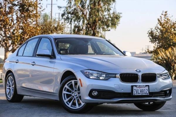 2016 BMW 3 Series in Los Angeles, CA