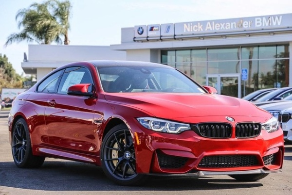 2020 BMW M4 in Los Angeles, CA