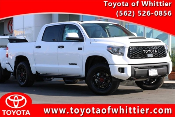 2019 Toyota Tundra in Whittier, CA