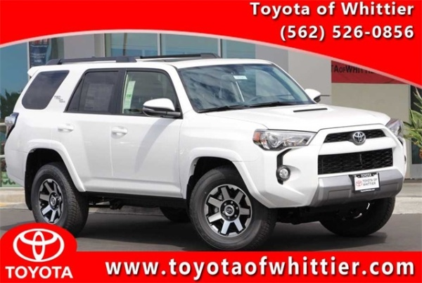 2019 Toyota 4Runner in Whittier, CA