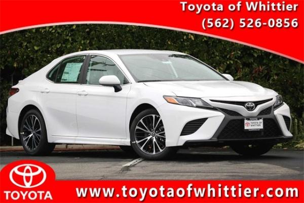 2020 Toyota Camry in Whittier, CA