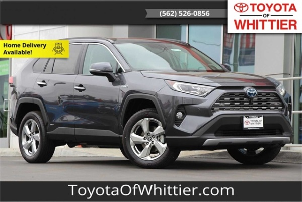 2020 Toyota RAV4 in Whittier, CA