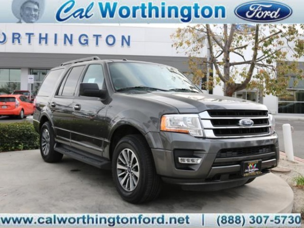 2017 Ford Expedition in Long Beach, CA