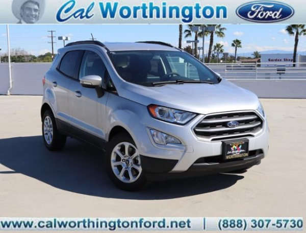 2019 Ford EcoSport in Long Beach, CA
