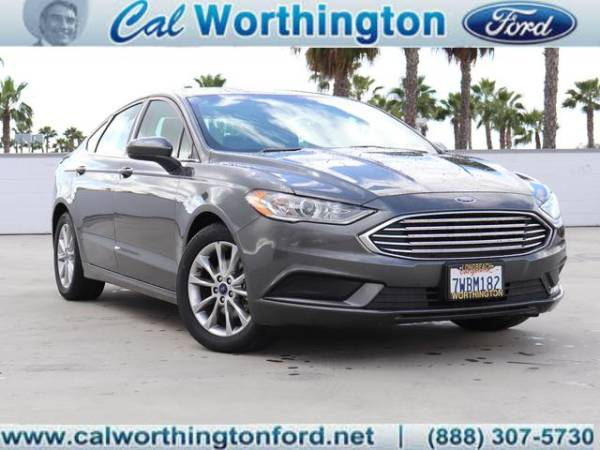 2017 Ford Fusion in Long Beach, CA