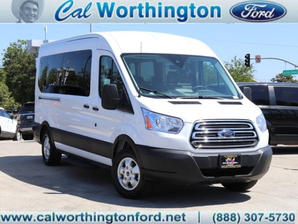 2019 Ford Transit Passenger Wagon T-350 XLT with Sliding RH