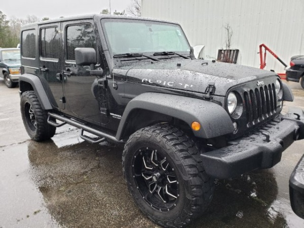 2014 Jeep Wrangler in Griffin, GA