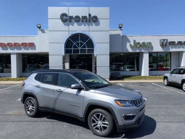 2019 Jeep Compass in Griffin, GA