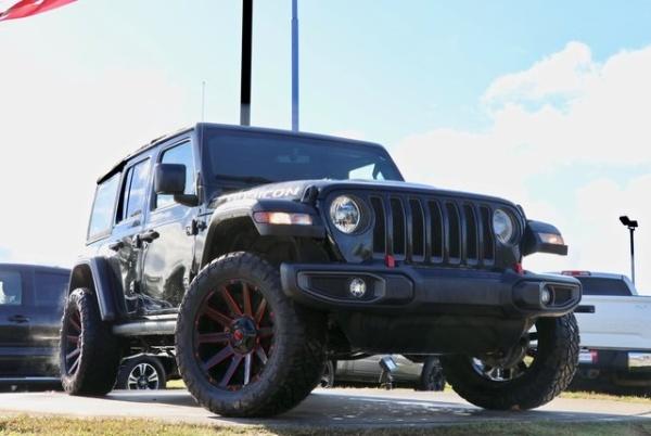 2018 Jeep Wrangler in Canton, GA