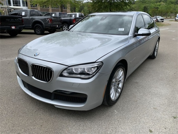 2015 BMW 7 Series in Canton, GA