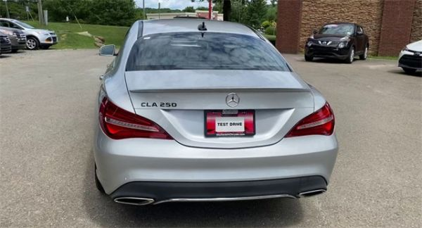 2019 Mercedes-Benz CLA in Canton, GA