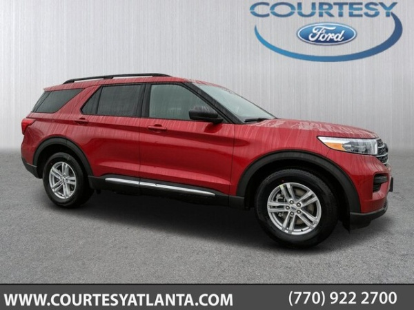 2020 Ford Explorer in Conyers, GA