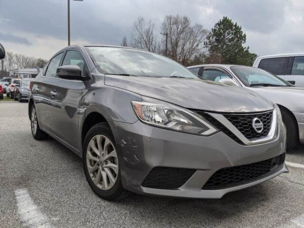 2018 Nissan Sentra in Conyers, GA