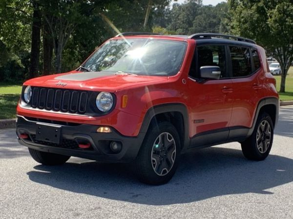 jeep renegade 2.4l inline-4 gas