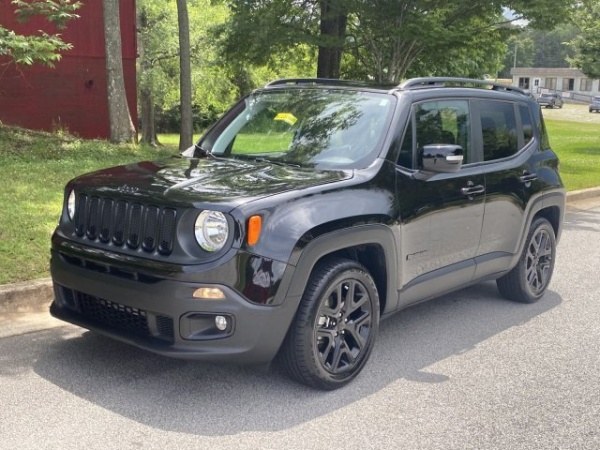 jeep renegade 2.4l inline-4 gas turbocharged