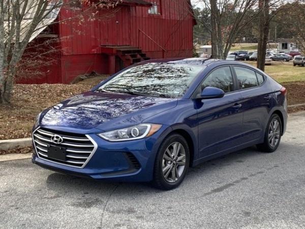2018 Hyundai Elantra in Griffin, GA